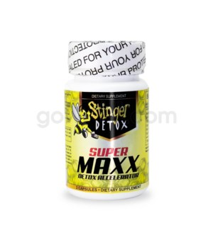 Stinger Total Detox Supermaxx Capsules 2ct
