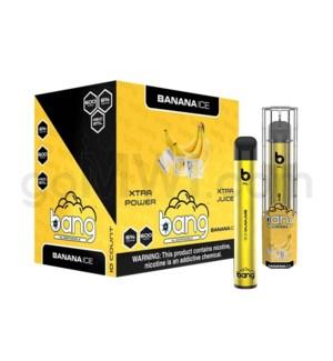 Bang XL Disposable Nic-Salt 2.0mL 6% - Banana Ice