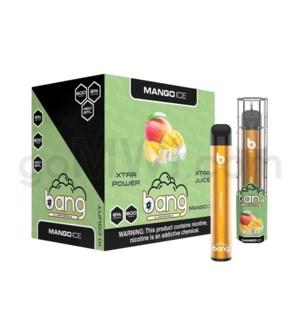 Bang XL Disposable Nic-Salt 2.0mL 6% - Mango Ice