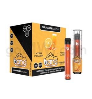 Bang XL Disposable Nic-Salt 2.0mL 6% - Orange Soda