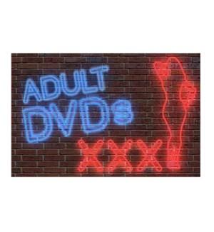 DVD XXX - Lesbian A: Hardcore Les 100ct/cs *Sold by case*