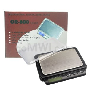 DISC DigiWeighTablet style 600g x 0.1 Scales