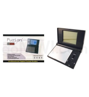 Fuzion DX-1000 1000g x 0.1g Game Scales