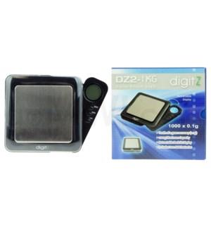 Digitz DZ2-1KG 1000g x 0.1g Scales