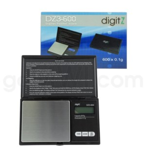 Digitz DZ3-600 600g x 0.1g Scales