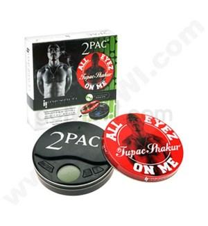 DISC Infiniti Eclipse 2Pac 100 x .01g Scales