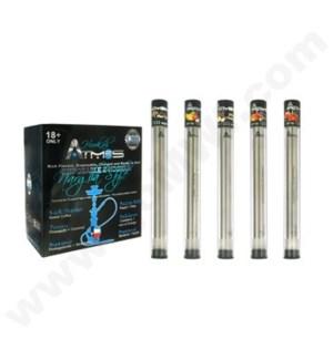 disc  Atmos E-Hookah 1200 puffs 18ct 6mg 6 flavors
