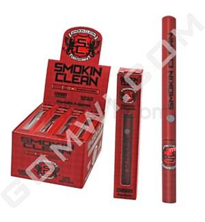 DISC Smokin Clean E Cigarette 12ct/bx - Cherry