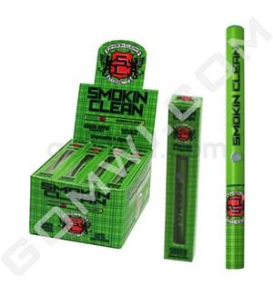 DISC Smokin Clean E Cigarette 12ct/bx - Green Apple