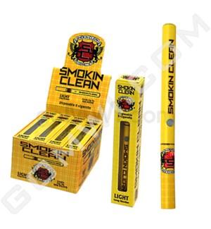 DISC Smokin Clean E Cigarette 12ct/bx - LIGHT