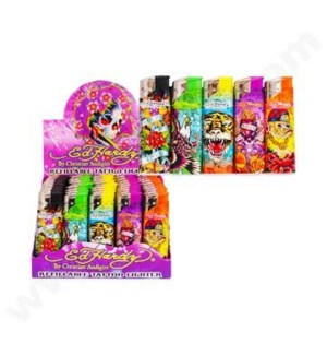 DISC  Ed Hardy Electronic Lighter Series A 50CT/BX
