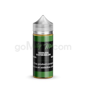 Salty Man E-Juice 100ml 3mg - Seedless Watermelon