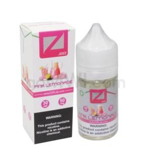 Ziip Salt Nic E-Juice 30ml 50mg Nicotine- Pink Lemonade
