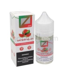 Ziip Salt Nic E-Juice 30ml 50mg Nicotine- Watermelon