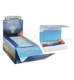 """Elements Ultra Rice Artesano 1 1/4"""" 50/pk 15ct/bx 24bx/cs"""