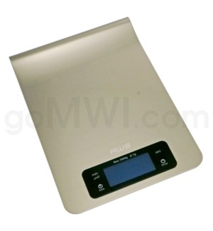 AWS EP-5KG Epsilon 11 lb x 0.1oz Kitchen Scales