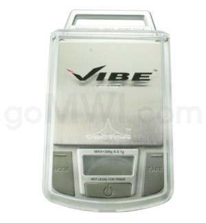 DISC Fuzion Vibe 650g x 0.1g Scales