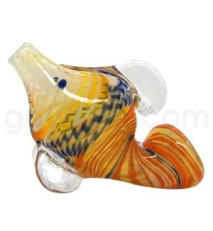 I/O 3.5'' Fish Pipe Assort. Colors