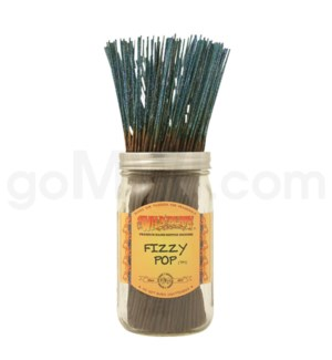Wildberry Incense Fizzy Pop 100/ct