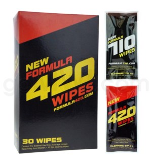 DISC Formula 420/710 Wipes 30ct