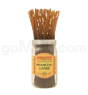 Wildberry Incense Frankincense 100/ct