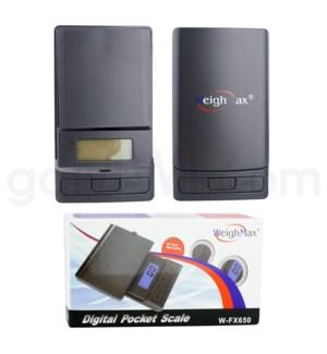 WeighMax FX-650 650g 0.1g Scales