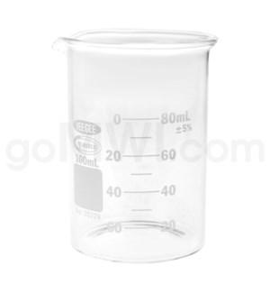 Beaker 100ml 12PC/BX