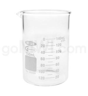 Beaker 150ml 12PC/BX