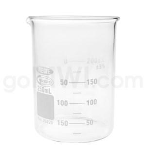 Beaker 250ml 12PC/BX