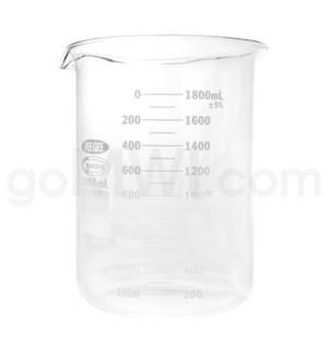 Beaker 2000ml 4PC/BX