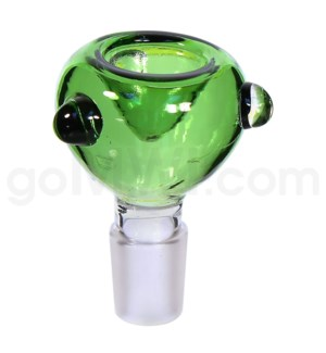 GoG 14mm C/T Bowl Green w/Marbles