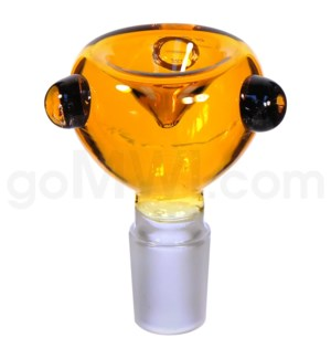 GoG 19mm C/T Bowl Amber