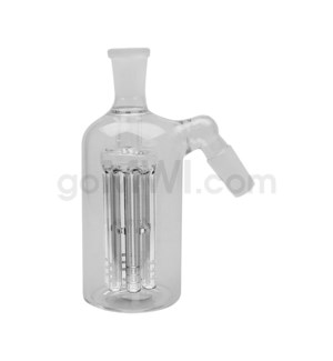 "GOG 19mm Ashcatcher Beaker 6 Arms 5""-Clear"
