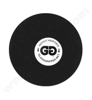 "DISC Glass Gripper 2"" -Black"