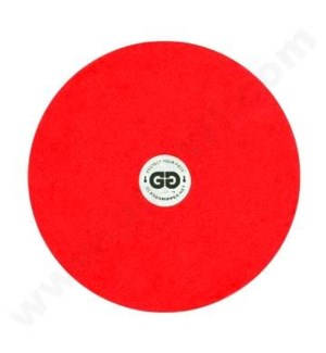 "DISCGlass Gripper 4""@-Red"
