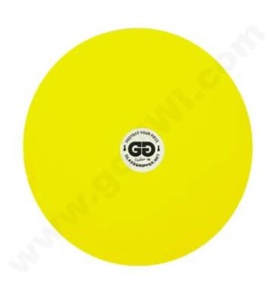 "DISC Glass Gripper 4""@-Yellow"