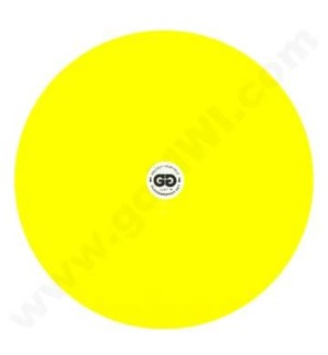 "DISC Glass Gripper 6""@-Yellow"