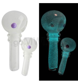 "Glow In The Dark 3"" Spoon"