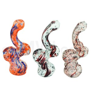 "I/O 6.5"" Frit  Bubbler Assorted Color"