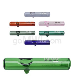 "Uber Glass 4"" Steamroller - Assorted Colors"