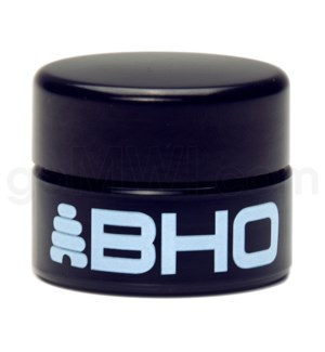 Glass Jar 420 UV Concentrate 10ml-BHO