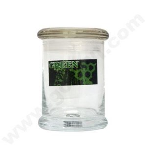 DISC Glass Cali Jar Grande l 420 Formula 1/2 oz.
