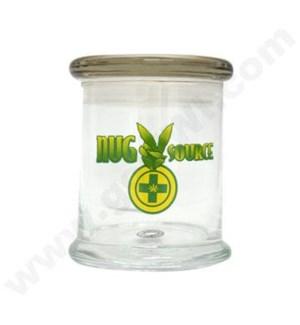 DISC Glass Cali Jar Venti Nug Source 3/4 oz.