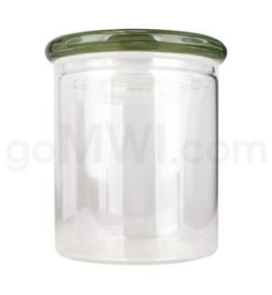 Glass Jar Clear 600 ml