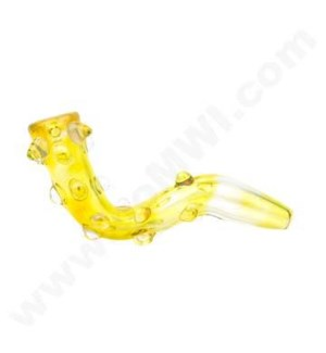DISC O/S 5'' Fumed Sherlock with raised body