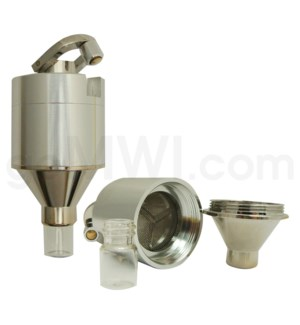 DISC Grinder Spice Mill Small METAL