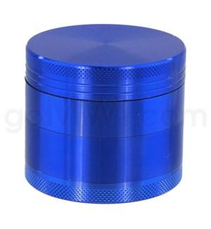 """DISC Grinder 4pc 2.2"""" CNC Blue"""