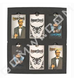 DISC Grinder V Syndicate Card Grinder - Snoop Dog