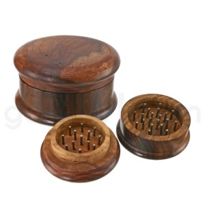 "Grinder 2pc 2"" Wood pin"