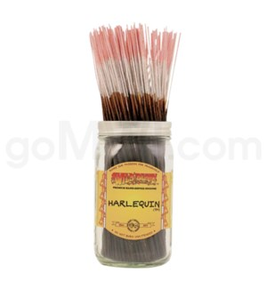 Wildberry Incense Harlequin 100/ct